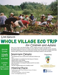 LiveNatureWholeVillageTrip 1