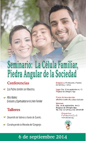 Seminario La Célula Familiar 1